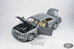 1/18 Minichamps Bentley Brooklands Dealer Edition Gray Very rare