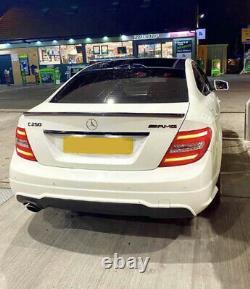 2012 Mercedes Benz C250 Amg Sport Edition 125 Very Rare Spec