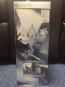Assassins Creed Edizione Limitata Collectors Edition Brand New MINT, Very RARE