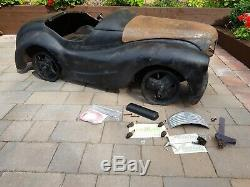 Austin J40 Pedal Car Project for restoration Very rare early edition example