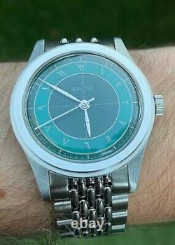 Baltic Perpetuel Limited Edition Watch (1 of 71) VERY RARE BNIB. Kurono Mori HMS