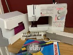 Bernina 1260 Quilters Edition sewing machine. Collection from London. VERY RARE