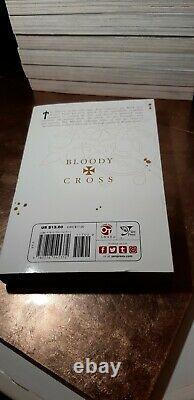 Bloody Cross Manga Volumes 1 -12 Set Very Rare Uk English Version Joblot Anime
