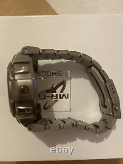 Brand New Very Rare Limited Edition MR G Casio G-Shock 1200T Tachymeter