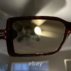 Chanel Sunglasses Limited Edition Swarovski Crystal 5065-B Brown VERY RARE