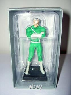 Classic Marvel Figurine GREEN QUICKSILVER VARIANT VERY RARE! LIMITED TO 1000