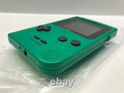 Console Game Boy Pocket Green Pal Italian Version Gig Nuovo New Very Rare
