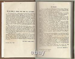 Cricket Wisden Very Rare Cricketers' Almanack 81st Edition For 1944