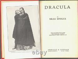 DRACULA-1931-1ST PRINT PHOTOPLAY EDITION WithDJ-VERY NICE COPY-RARE COLLECTIBLE