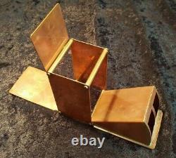 Davenport / Demon Wonder Box Very Rare Copper vintage 1940's version