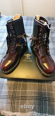 Dr Martens x Marc Jacobs 1460 Limited Edition UK 7 -Very Rare! Vegan
