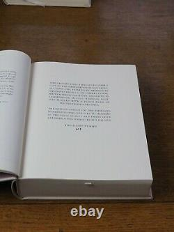 Edmund Spensers Faerie Queene. Folio Society 2011. Very rare limited edition