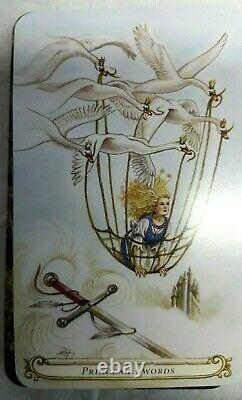 FAIRY TALE TAROT, The LISA HUNT 2009 Very Rare out of print Edition