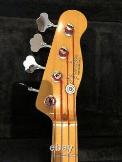 Fender Precision Bass 51 Reissue Crafted in Japan Sunburst Very Rare 90s version