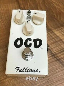 Fulltone Ocd Overdrive Pedal Very Rare Version 1.1