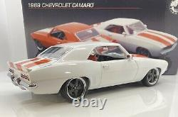 GMP 1/18 Scale 1969 CHEVY CAMARO Toms Garage STREET-FIGHTER Edition VERY RARE