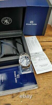 Grand Seiko SBGN009 GMT 50th anniversary Limited Edition very rare Watch