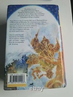 Harry Potter And The Order Of The Phoenix First Edition Hardback VERY RARE