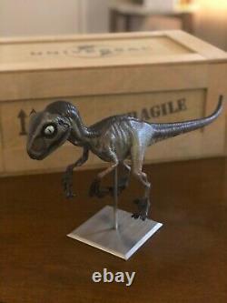 Jurassic Park Baby Velociraptor Prop Replica Limited Edition (2/100) Very Rare