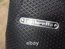 Lambretta waffle slope back seat BRAND NEW LIMITED EDITION VERY RARE TO BUY