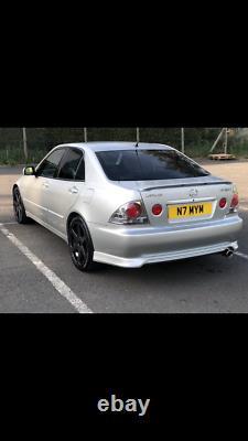 Lexus IS 300 aero tte edition very rare 2JZ LSD
