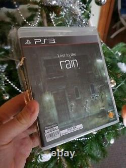 Lost In The Rain English/Chinese Version PS3 Very Rare Like Nèw
