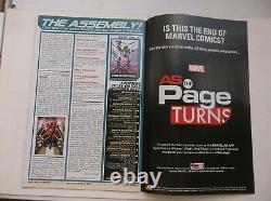 Marvel Mighty Avengers #3, Very Rare Ltd Ed Eminem Variant/htf/hot, 2003, Nm+