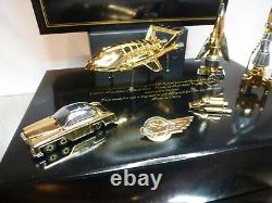 Matchbox Thunderbirds Are Go Special Gold Edition Very Rare Good In Box