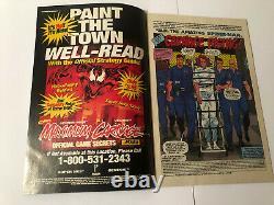 Maximum Carnage #1 1994 VERY RARE SPIDER-MAN VENOM MARVEL, Acclaim Variant