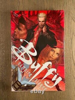 NEW! SEALED! Buffy Season 10 (Library Edition) Volume 2 Very Rare OOP HC