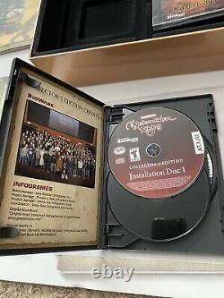 Neverwinter Nights Collectors Editionpcssi Ad&dextremely Rare Very Large Box