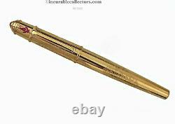 New Cartier Diabolo India Inspiration Special Edition Fountain Pen