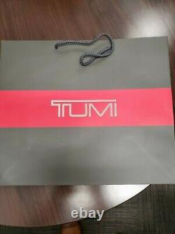 New TUMI Backpack, briefcase limited edition 135/1975 Very Rare, Final Offer