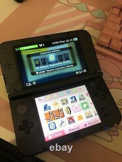 Nintendo 3DS XL Zelda Edition Console. Hylian Edition. Very Rare Edition