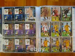 PANINI Euro 2008 BLUE EDITION Trading Cards VERY RARE complete C. Ronaldo rookie
