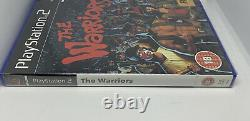 Playstation 2 PS2 The Warriors New And Sealed Pal Uk Version Very Rare