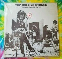 Rolling Stones Very Rare Limited Collectors Item Edition Lp