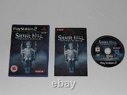 SILENT HILL SHATTERED MEMORIES for PLAYSTATION 2'VERY RARE UK VERSION