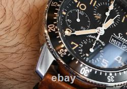 SINN 103 St Sa E LIMITED EDITION 300 Pcs ETA 7750 VERY RARE CHRONOGRAPH WATCH