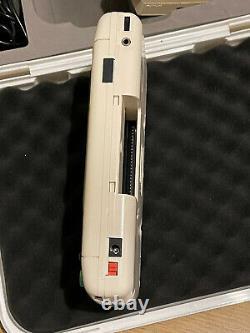 Sega Game Gear White Complete Edition Very Rare, Collectors, TV Tuner In Case