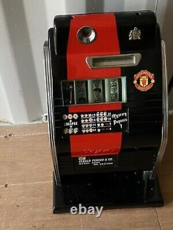 Sega / Mills Limited edition Slot Machine. Very rare and Collectable