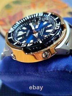Seiko Zimbe Prospex Baby Tuna SRPC96K1 Limited Edition Very Rare 509 Of 1234