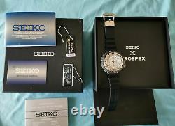 Seiko Zimbe Prospex Tuna SRPA47J1 Limited Edition Very Rare 214 of 1286 Japan