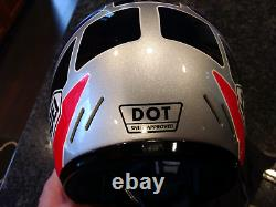 Shoei Troy Lee Designs Vfx-r Very Rare Doug Henry Edition Size Large