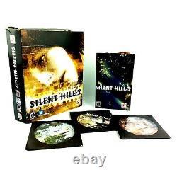 Silent Hill 2 II Pc Big Box (no Mini Box) Very Rare Collector's Edition USA