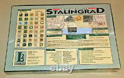 Streets of Stalingrad (3rd Edition) L2 NEW-SEALED-SHRINK OOP VERY RARE