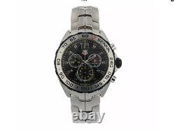 Tag Heuer Caz1013 Very Rare F1 Senna Special Edition S Watch