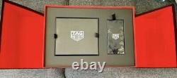 Tag Heuer Super Mario Limited Edition Watch Very rare and Sold out. IN HAND NOW