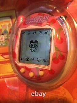 Tamagotchi Version 3 Pink With Cherries New In Package Very Rare