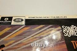 The Beatles Something New Very Rare 2nd Uk Press Export Edition 1964 Lp